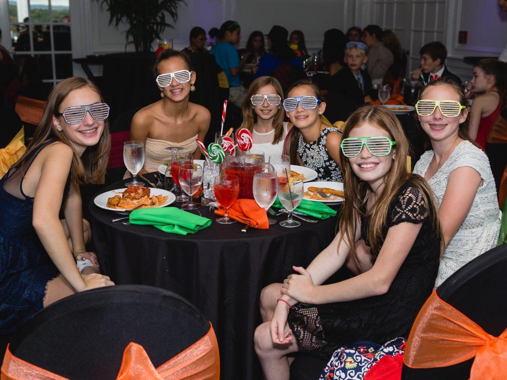 Bat Mitzvah Girls