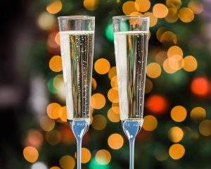 Champagne flutes - To Have & to Hold